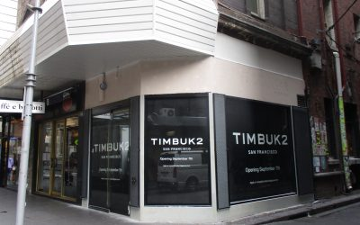 Timbuk2 signs lease on First Australian Flagship Store